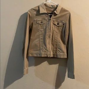 Abercrombie and Fitch Corduroy jacket